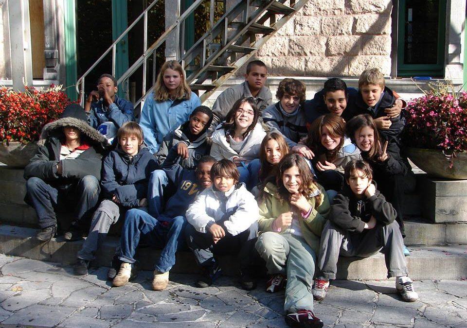 La roseraie 2005